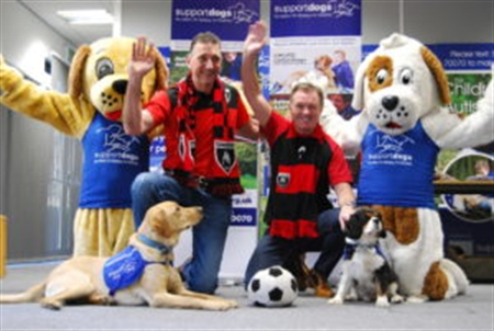 Take your hound to the footy ground for World Record attempt