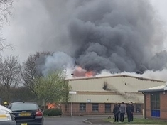 BREAKING: Staff evacuated from fire at Dinnington firm