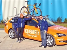 FEATURE: Rotherham's new cycling team is ready to roll
