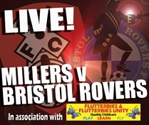 MATCHDAY LIVE: Millers v Bristol Rovers