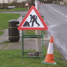 Delays on Centenary Way because of roadworks