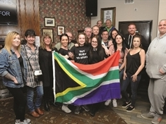 Student Ruby's pub fundraiser for Africa mission