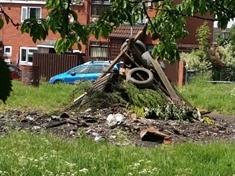 Suspended jail sentence for Swallownest fly-tipper