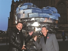 Chuckle Brothers announce Saturday night TV comeback