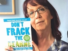 Meeting in Swinton to discuss fracking