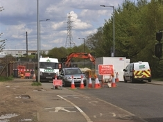 Manvers roadworks to last another two weeks