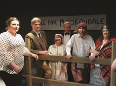 Theatre group promises perfect blend of Hitchcock and hilarity