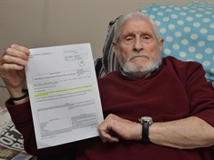 Ex-miner (87) takes social club to court to clear his name - and wins