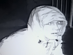 CCTV image released over theft of cameras
