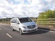 MOTORS REVIEW: Mercedes V-Class