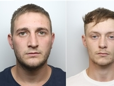 Two jailed for nine years for attacking man they dumped at Manvers Lake