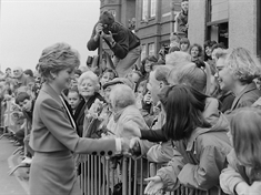 Royal Wedding: Take a trip back in time to when royalty came to Rotherham