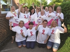 Simply The Breast - ladies set to strip off to raise vital funds for Cancer Research