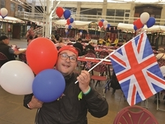 PHOTO GALLERY: Royal wedding fever as revellers put on street parties