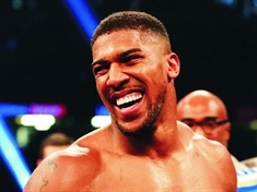 WIN two gold tickets for an evening with boxing champion Anthony Joshua...