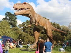 Dinosaur adventure opens in South Yorkshire park this weekend