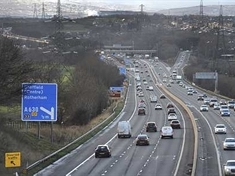 Overnight closure planned for M1 slip road at Thorpe Hesley