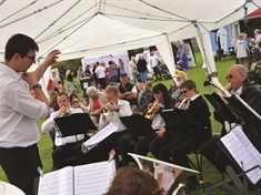 Brass band concert this weekend to mark WWI centenary