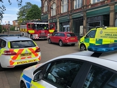 Man injured after fall from window in Rotherham