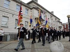 Busy programme for Armed Forces Day in Rotherham