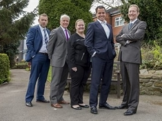 Hospice 'dream team' to boost coffers