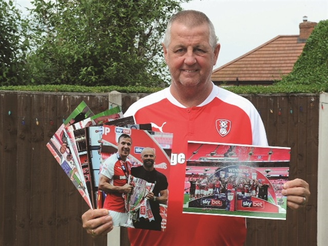 Unlucky football fan a merry Miller once again thanks to Advertiser
