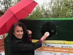 MP Sarah Champion backs new recycling scheme