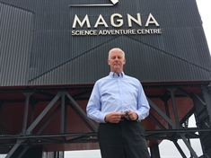 New chief executive appointed at Magna