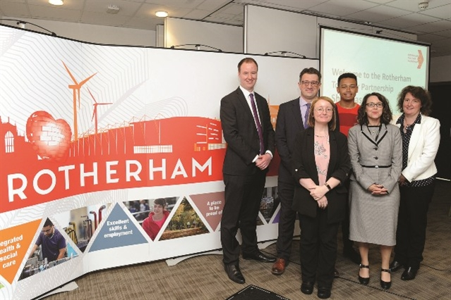 VIDEO: Rotherham Together Partnership outlines year of progress
