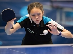 Third time lucky for Rotherham's new national table tennis champion