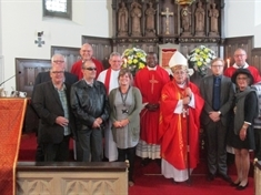 Denaby church celebrates 120 years of worship