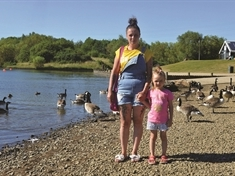 Mum's horror as duckling is killed at Manvers country park