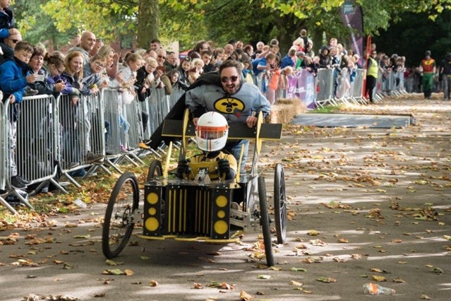 Bluebell Wood soapbox derby racing back into town