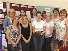 Nursery workers reunited for 50th anniversary celebration