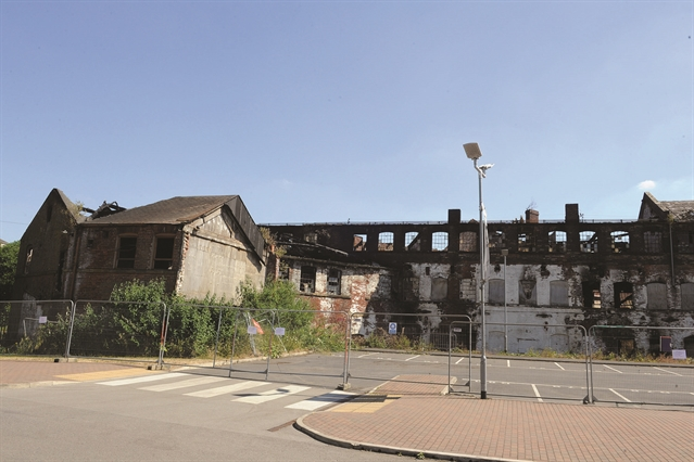POLL: Should the derelict Guest and Chrimes building be preserved?