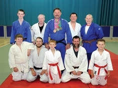 Judo club goes from strength to strength