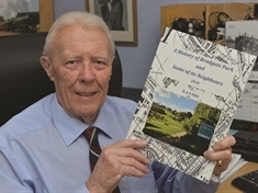 Ron's Bradgate Park pamphlet proves popular