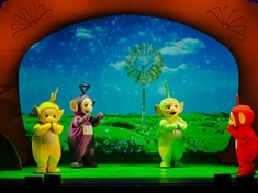 WIN: Tickets to Teletubbies Live at Sheffield Lyceum