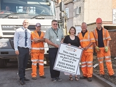 £1 million upgrade for Rotherham pavements and footways