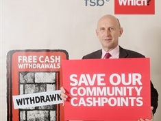 Dearne Valley MP backs campaign to save cashpoints