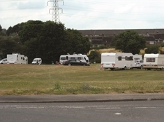 Travellers ordered off Greasbrough playing field