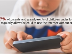 Parents urged to ensure children's online safety during school holidays