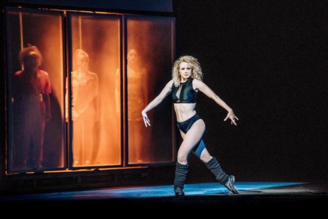 REVIEW: Strictly winner stars in Flashdance at Lyceum until Saturday