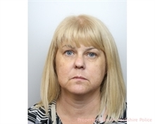 Former South Yorkshire Police worker jailed for £275k theft