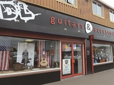 Parkgate guitar shop closure due to 'Brexit and Amazon'