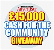 Does your community group deserve a slice of our £15K pot of cash?