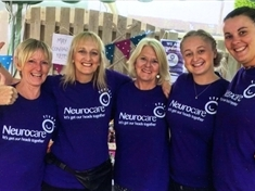 Friends' coffee morning brings in bumper total for Neurocare