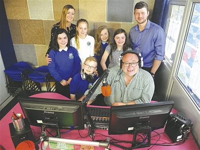 Young presenters show they are tuned in to radio