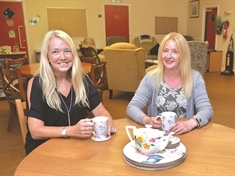 New adult day care centre opened by dementia support workers