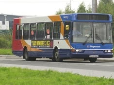 Changes to bus services begin next month